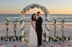 Sugar Beach Weddings - Coordinators/Planners, Ceremony &amp; Reception - 2039 Heritage Pkwy, Navarre, Florida, 32566, USA