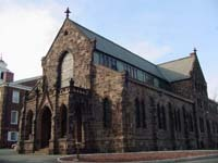 Kirkpatrick Chapel - Ceremony Sites, Photo Sites - 85 Somerset Street, New Brunswick, New Jersey, 08901, USA