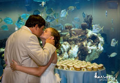South Carolina Aquarium - Reception Sites, Rehearsal Lunch/Dinner, Ceremony Sites, Attractions/Entertainment - 100 Aquarium Wharf, Charleston, South Carolina, 29401