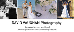 David Vaughan Photography - Photographers, Wedding Fashion - 85 Pearl Street, #2, New York City, New York, 10004, United States