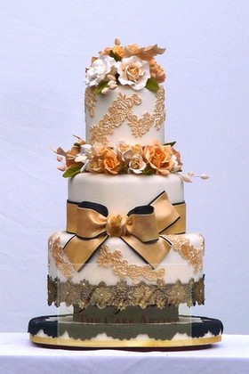 Judy Uson :: The Cake Artist Wedding Venues & Vendors ...