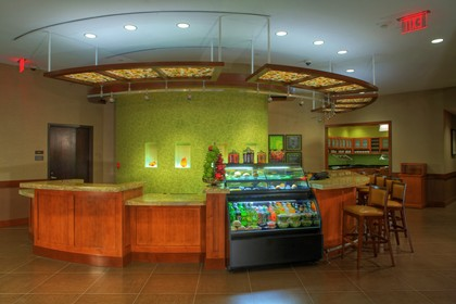 Gallery stand and Grab n Go Case  -  - Hyatt Place West Palm Beach/Downtown