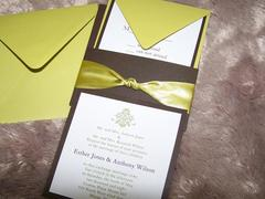 paperworks by edith - Invitations - UNIVERSAL, MIAMI, FLORIDA, 33142, USA