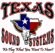 Texas Sound Systems - DJ - South / Central, TX, 78259, US