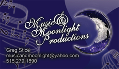 Music and Moonlight Productions - Ceremony Sites, DJs - 3910 77th St, Urbandale, IA, 50322, USA