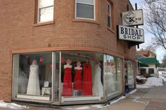 Kay Bridal Shop - Wedding Fashion, Tuxedos - 7237 W North Ave, Wauwatosa, WI, 53213-1819, USA