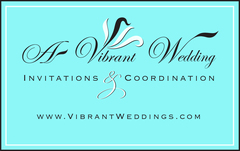 A Vibrant Wedding - Invitations, Coordinators/Planners - 10 Hawthorne Creek Drive, Chula Vista, CA, 91914, US