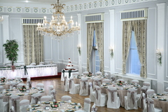Meeting House Grand Ballroom - Reception Sites, Ceremony &amp; Reception, Ceremony Sites, Caterers - 499 S. Main Street, Plymouth, Michigan, 48170, USA