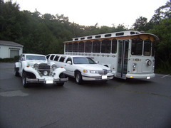 A Formal Affair Limousine and Trolley - Limos/Shuttles - 1500 Ocean Street, Marshfield, MA, 02050, USA