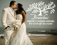 Branches Catering - Reception Sites, Ceremony Sites, Ceremony &amp; Reception, Caterers - 123 Monmouth Road (Rt. 71 N), West Long Branch, New Jersey, 07764, United States