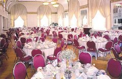 Genetti Hotel & Suites - Hotels/Accommodations, Ceremony & Reception - 200 West Fourth Street, Williamsport, PA, 17701, USA