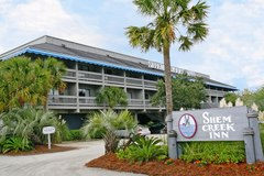 Shem Creek Inn - Hotels/Accommodations, Reception Sites - 1401 Shrimpboat Lane, Mt. Pleasant, SC, 29464, United States