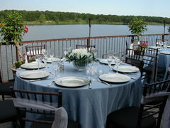 Five Oaks Lodge - Ceremony & Reception, Ceremony Sites, Reception Sites, Rehearsal Lunch/Dinner - 528 E.121st, Jenks, OK , 74037