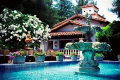 Rancho Las Lomas - Reception Sites, Ceremony Sites, Ceremony &amp; Reception - 19191 Lawrence Canyon, Silverado, CA, 92676
