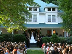 Taylor House Inn - Hotels/Accommodations, Ceremony Sites, Ceremony &amp; Reception - 4584 Hwy 194 S, Valle Crucis, NC, 28691, United States