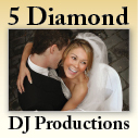 5 Diamond DJ Productions LLC - DJs, Ceremony & Reception - 89 Shunpike Rd, Cromwell, CT, 06416, USA