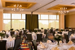 Courtyard by Marriott Cambridge/Boston - Ceremony & Reception, Hotels/Accommodations - 777 Memorial Drive, Cambridge, MA, 02139, United States