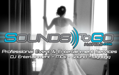 Sounds To Go Hawaii DJs - DJs, Lighting - Mililani, HI, 96789, USA