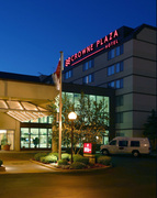 Crowne Plaza Hotel - Hotels/Accommodations, Reception Sites, Ceremony &amp; Reception - 4402 E. Washington Ave., Madison, Wisconsin, 53704, U.S.A.