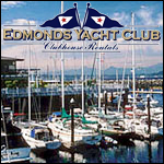 Edmonds Yacht Club - Ceremony & Reception, Reception Sites - 326 Admiral Way, Suite 100, Edmonds, WA, 98020