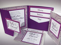 Paperie Invitation Studio - Invitations, Favors - 8353 Southwest 124th Street, Ste 204F, ** By Appointment  **, Miami, Florida, 33156, USA