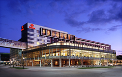 Hilton Omaha - Hotels/Accommodations, Ceremony &amp; Reception, Reception Sites, Caterers - 1001 Cass Street, Omaha, Nebraska, 68102, USA