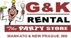 G & K Rental - Rentals, Decorations - 1707 Madison Ave, Mankato, MN, 56001, USA
