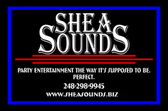 Shea Sounds - DJs, Attractions/Entertainment - 402 W. 12 Mile Rd., Royal Oak, Michigan, 48073, USA