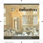The Bankuet Place - Ceremony & Reception, Rehearsal Lunch/Dinner, Reception Sites - 1129 hull street, richmond, virginia, 23224, usa