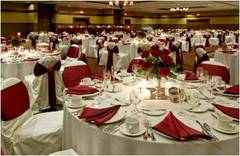 Doubletree Libertyville-Mundelein - Hotels/Accommodations, Reception Sites, Ceremony &amp; Reception, After Party Sites - 510 E. IL Route 83, Mundelein, IL, 60060, USA