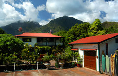 hanalei surfboard house - Honeymoon, Hotels/Accommodations - 5459 weke road, Hanalei, Hawaii, 96714, usa
