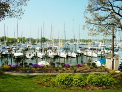 Overlook Pavilion located at Port Annapolis Marina - Ceremony & Reception, Ceremony Sites, Reception Sites - 7074 Bembe Beach Road, Annapolis, Maryland, 21403