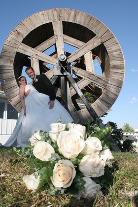 Our Beautiful Waterwheel -  - BowenArrow Events Unlimited