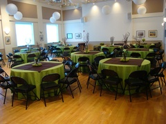 Delaplaine Visual Arts Education Center - Reception Sites, Rehearsal Lunch/Dinner - 40 S. Carroll St, Marilyn Orsinger, Facilities & Rentals, Frederick, MD, 21701, USA