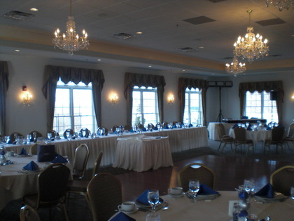 The Grand Ballroom. Capacity 230-250 -  - Twelve Oaks Mansion