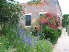 Blumen Gardens - Reception Sites, Ceremony Sites - 403 Edward St., Sycamore, IL, 60178, USA