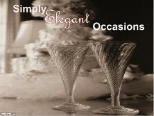 Simply Elegant Occasions, LLC - Coordinators/Planners - 12214 Monarco Lane, Spring Hill, Florida, 34609, USA