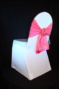Satin Chair Covers Rental - Rentals, Lighting - Whisoering Hills, Naperville, IL, 60540, USA