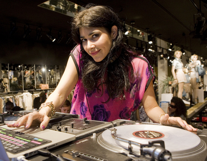 Scratch Weddings NYC wedding DJ Vida Ventura - Wedding Party Attire - Scratch Weddings
