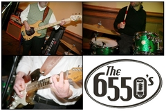 The 6550's - Band - P.O. Box 18458, Hattiesburg, MS, 39404, USA