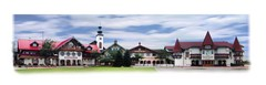 Bavarian Inn Lodge & Conference Center - Hotels/Accommodations, Ceremony Sites, Reception Sites, Ceremony & Reception - One Covered Bridge Lane, Frankenmuth, MI, 48734, US