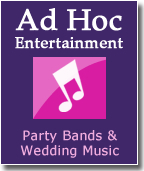 Ad Hoc Party Bands & Wedding Music - Bands/Live Entertainment, DJs - Denver, Denver, CO, 80223, US