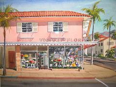 Victor the Florist - Florists, Coordinators/Planners - 135 East Anapamu Street, Santa Barbara, Ca, 93101, USA