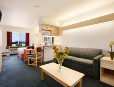 Microtel Inn & Suites - Hotels/Accommodations - 1760 Herndon Rd, Ceres, CA, 95307, USA