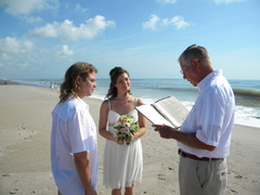 Simply Seaside Weddings - Officiants, Ceremony Sites - 205 Emerald Drive North, Indian Harbour Beach, Florida, 32937, Brevard