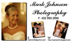 Mark Johnson Photography - Photographer - 107 N Washington #2, Papillion, Nebraska, 68046, USA