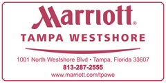 Tampa Marriott Westshore - Hotels/Accommodations, Ceremony & Reception - 1001 N. Westshore Blvd., Tampa, Florida, 33607, USA