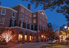 Historic Tidewater Inn - Reception Sites, Hotels/Accommodations - 101 East Dover Street, Easton, Maryland, 21601, USA