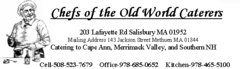 Chefs of the Old World Caterers - Caterers, Coordinators/Planners - 143 Jackson St, Methuen, Massachusetts, 01844, USA