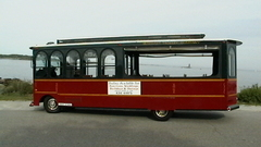Seacoast Trolley Company - Limos/Shuttles, Attractions/Entertainment - 1660 Greenland Road, Greenland, NH 03840, Not publically accessible, Greenland, Portsmouth, NH, 03801, USA 